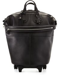Givenchy - Leather Nightingale Wheeled Trolley Bag - Lyst