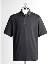 Tommy Bahama Striped Polo Shirt - Lyst