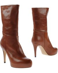 Noiselle By Eh Ankle Boots - Lyst