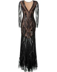 Zuhair Murad Embellished Gown - Lyst