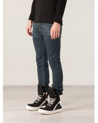 DRKSHDW by Rick Owens Slim Denim Jeans - Lyst