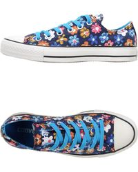 Converse Low-Tops & Trainers - Lyst