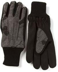Carven Panelled Gloves - Lyst