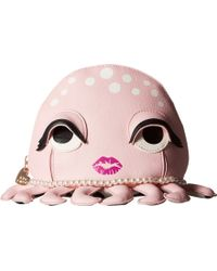 Betsey Johnson | Kitch Octopus Cosmetic | Lyst
