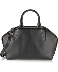 Alexander Wang Emile Doctor Leather Tote - Lyst