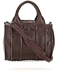 Alexander Wang Inside Out Rockie Sling in Supernova with Rhodium - Lyst