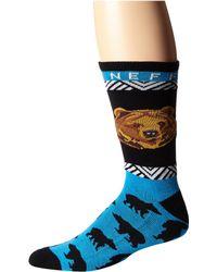 Neff - Bear Socks - Lyst
