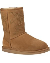 Ugg Adelaide Suede Boots - Lyst