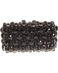 KOTUR Diamante Box Clutch - Lyst