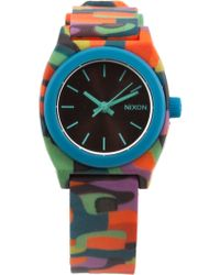 Nixon 'Time Peller P' Watch - Lyst