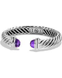 David Yurman Waverly Bracelet, 5Mm - Lyst