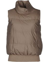 Brunello Cucinelli Down Jacket - Lyst