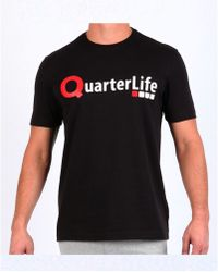 Quarterlife Clothing - Qlife Graphic Tee - Lyst