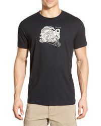 Prana - 'beardie' Slim Fit Crewneck T-shirt - Lyst