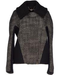 Stella McCartney Jacket black - Lyst