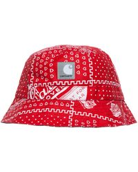 Carhartt WIP - Bandana Bucket Hat - Lyst
