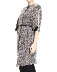 Dior Coat Woman - Lyst