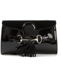 Gucci Horsebit Shoulder Bag - Lyst