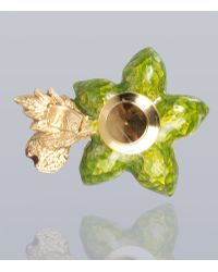 Jay Strongwater - Elise Mini Flower Tack Pin - Lyst