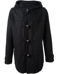 Lanvin Toggle Fastening Jacket - Lyst