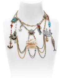 Maria Zureta | Marine Necklace | Lyst