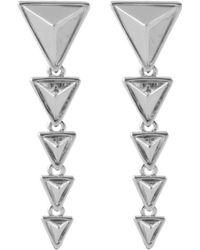 House of Harlow 1960 | Meteora Drop Earrings | Lyst
