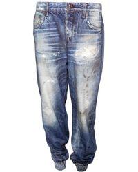 Rag & Bone - Miramar Distressed Pajama Jean - Lyst