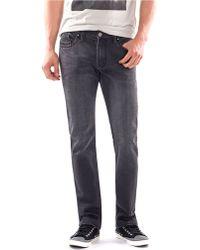 William Rast - Dylan Slim Used Black Jeans - Lyst