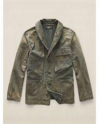 RRL Herringbone Hawkins Jacket - Lyst