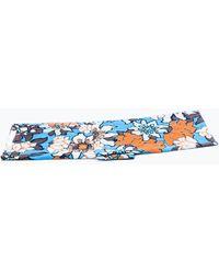 Zara Floral Print Handkerchief - Lyst
