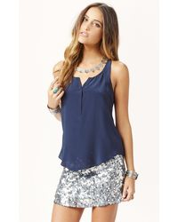 Rory Beca Silk Trone Top - Lyst