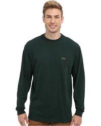 Pendleton Ls Deschutes Tshirt - Lyst