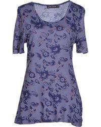 Antik Batik T-Shirt gray - Lyst