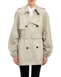 Rhié - Double-breasted Trench Coat - Lyst