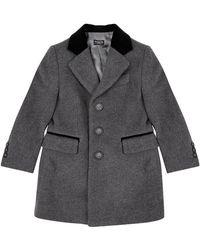 Harrods - Formal Overcoat - Lyst