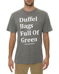 LRG The Duffel Bags Tee - Lyst