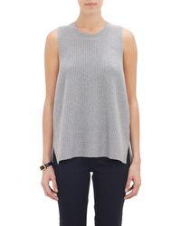 J Brand Sleeveless Flo Sweater - Lyst