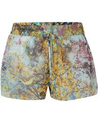Ted Baker Pretty Trees Lookey Shorts - Lyst