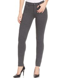 Calvin Klein Jeans Skinny Ponteknit Leggings - Lyst
