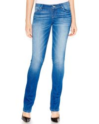 Guess Low-rise Bootcut Jeans Chula Vista Wash - Lyst