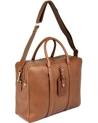 Mulberry Matthew 24 Hour Leather Weekend Bag - Lyst