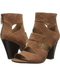Franco Sarto Brown Tucker - Lyst