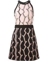 3.1 Phillip Lim Cut-In Tank Dress - Lyst