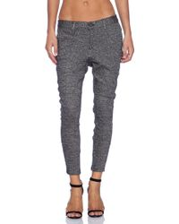 Rag & Bone Dash Trouser - Lyst
