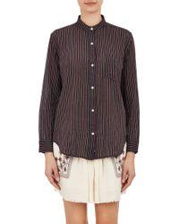 Etoile Isabel Marant Stripe Urban Shirt - Lyst