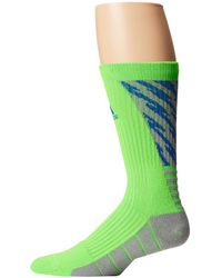 Adidas Team Speed Traxion Shockwave Crew Sock - Lyst