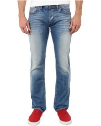 Diesel Safado Trousers 0c602 in Denim - Lyst
