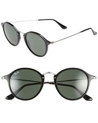 Ray-Ban 'Icon' 49Mm Sunglasses - Lyst