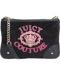 Juicy Couture Under-Arm Bags purple - Lyst