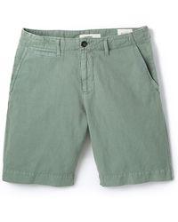 Billy Reid Wynn Shorts - Lyst